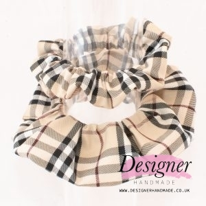 Burberry Authentic Classic Check Scrunchie - Normal and Mini